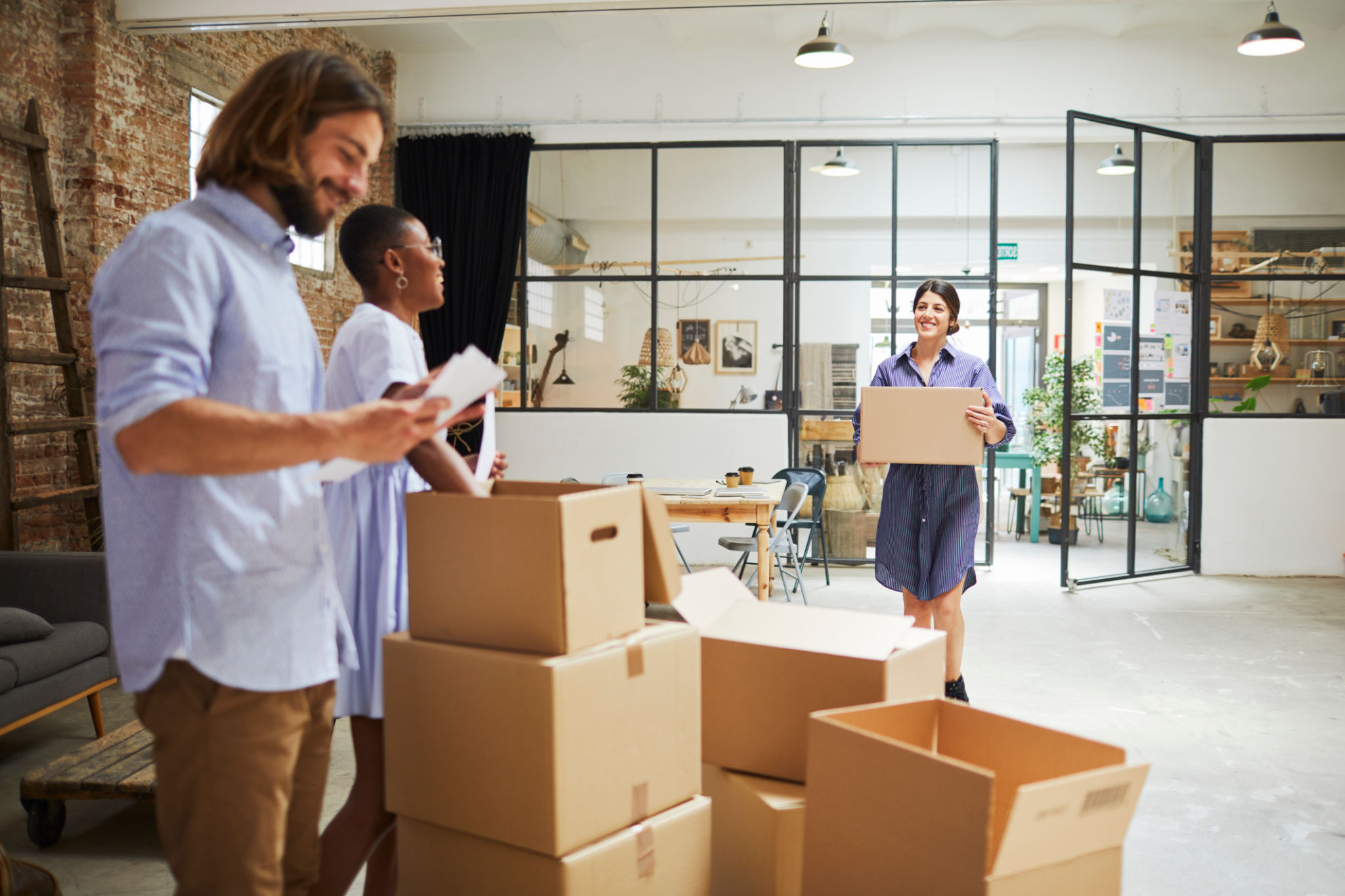 Expert Office Relocation - Core Movers Calgary