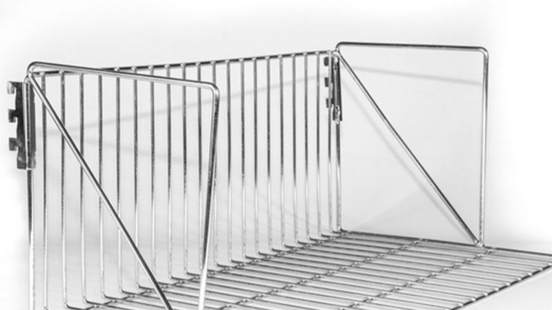 Benefits Of Using Chrome Wire Shelves